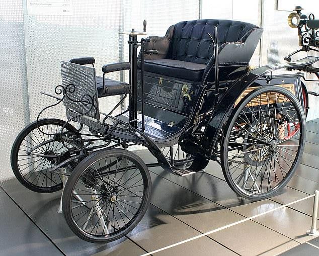 perierga.gr - Το πρώτο αυτοκίνητο που έλαβε κλήση υπερβολικής ταχύτητας!