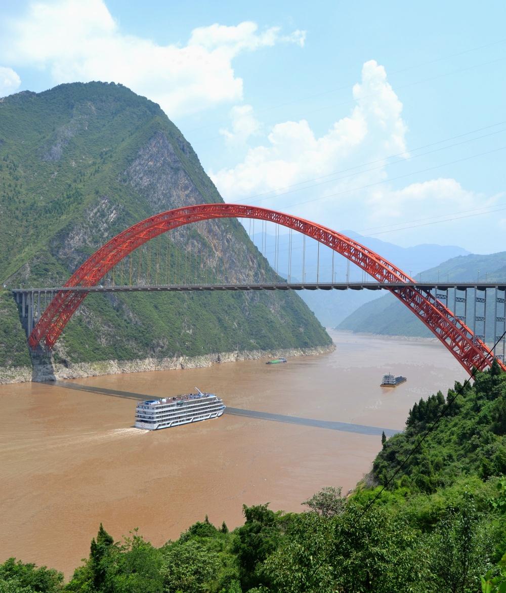 perierga.gr - Γέφυρες που κόβουν την ανάσα!