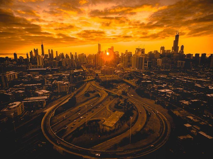 perierga.gr - Το Σικάγο από ψηλά όπως δεν το έχετε ξαναδεί!