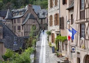 Ένα υπέροχο μεσαιωνικό χωριό στη Γαλλία!