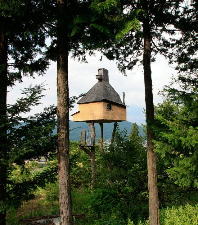 perierga.gr - Όμορφα δεντρόσπιτα στη φύση!