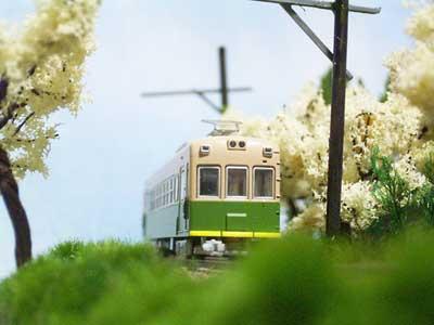 perierga.gr - Bonrama: Μπονσάι & τρένα!
