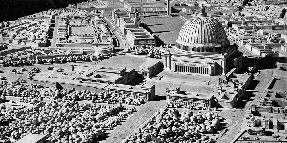 Το κτήριο που δεν έφτιαξε ποτέ ο Χίτλερ στο Βερολίνο και η σημασία του