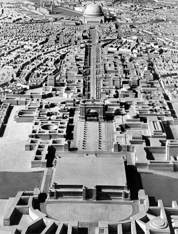 perierga.gr - Το κτήριο που δεν έφτιαξε ποτέ ο Χίτλερ στο Βερολίνο και η σημασία του