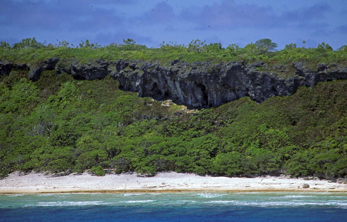 perierga.gr - 38 εκατομμύρια πλαστικά σκουπίδια σε ένα νησί!