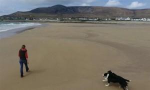 Επέστρεψε στην Ιρλανδία παραλία που «εξαφανίστηκε» πριν από 33 χρόνια