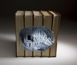 Παλιές εγκυκλοπαίδειες μετατρέπονται σε... φυσικά τοπία!