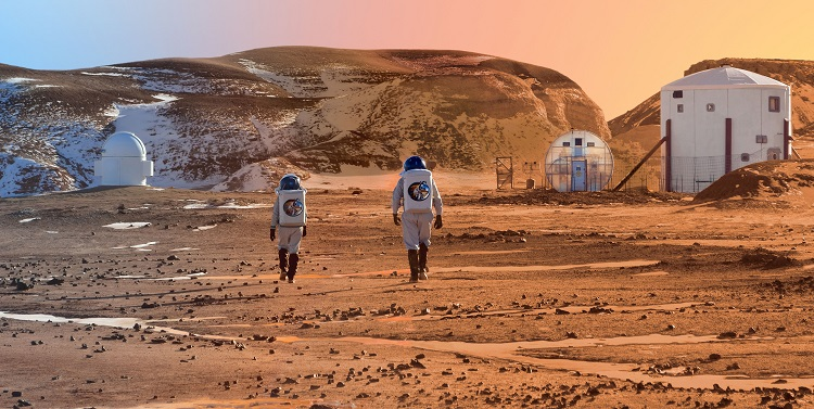 perierga.gr - Μπορούμε να ζήσουμε στο διάστημα;