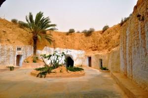 Τα υπόγεια σπίτια της Τυνησίας!