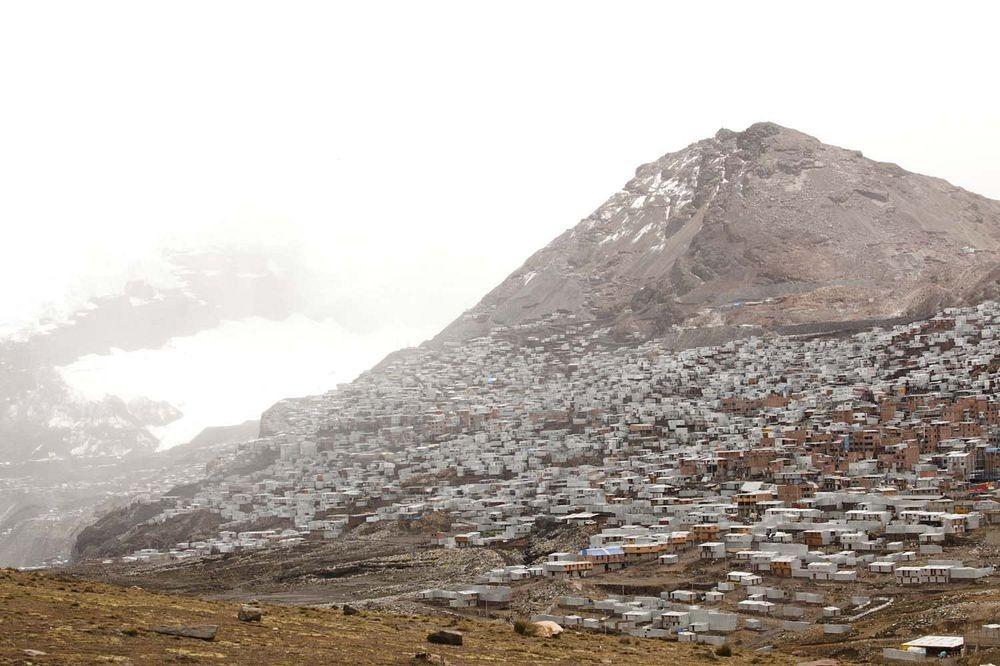 perierga.gr - Η πιο ψηλή υψομετρικά πόλη στον κόσμο!