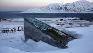 Πλημμύρισε η Παγκόσμια Τράπεζα Σπόρων από το λιώσιμο των πάγων!
