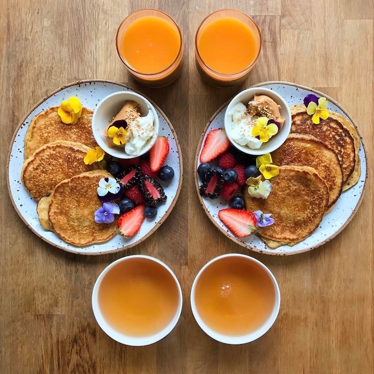perierga.gr - Τα πιο όμορφα πρωινά σε απόλυτη συμμετρία!