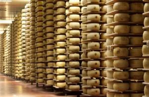 Τράπεζα στην Ιταλία ζητά για εγγύηση… τυριά!