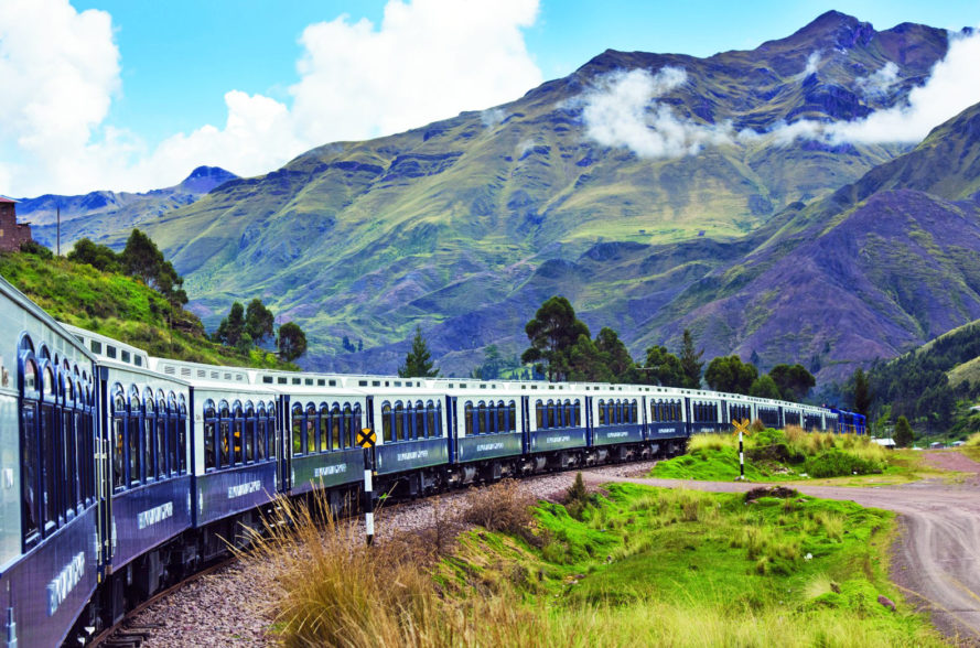 perierga.gr - Τρένο... πολυτελείας υπόσχεται μια μοναδική ταξιδιωτική εμπειρία στο Περού!