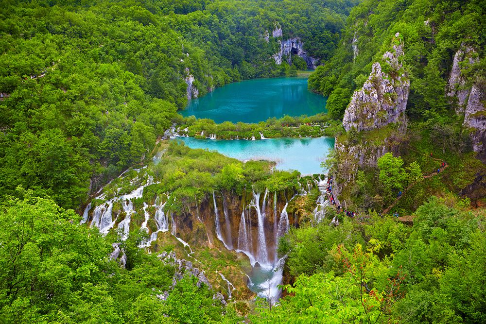 perierga.gr - Παράξενες λίμνες στον κόσμο!