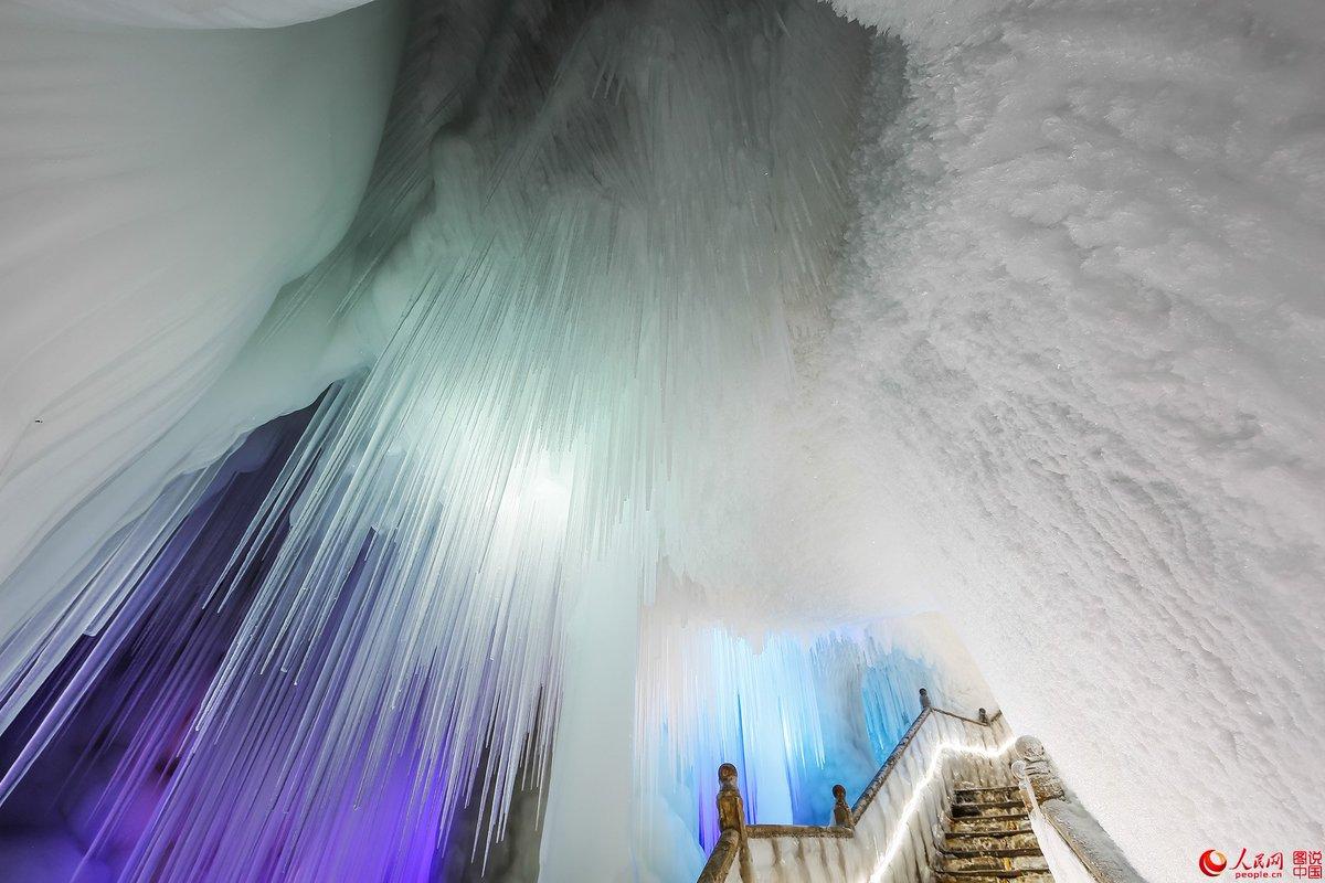 perierga.gr - Παγωμένο σπήλαιο δεν λιώνει το καλοκαίρι!