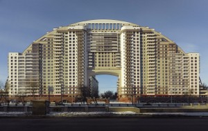 Παράξενοι μετα-σοβιετικοί ουρανοξύστες στα βάθη της Ρωσίας!