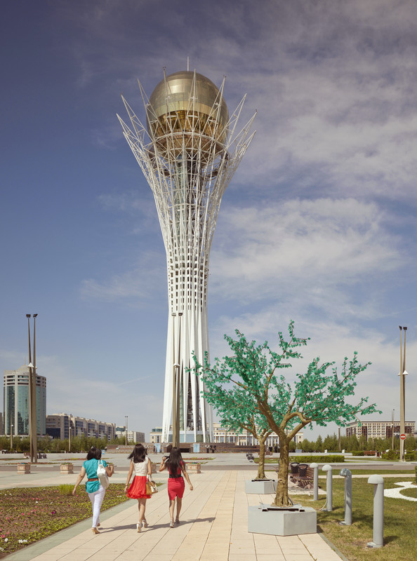 perierga.gr - Παράξενοι μετα-σοβιετικοί ουρανοξύστες στα βάθη της Ρωσίας!
