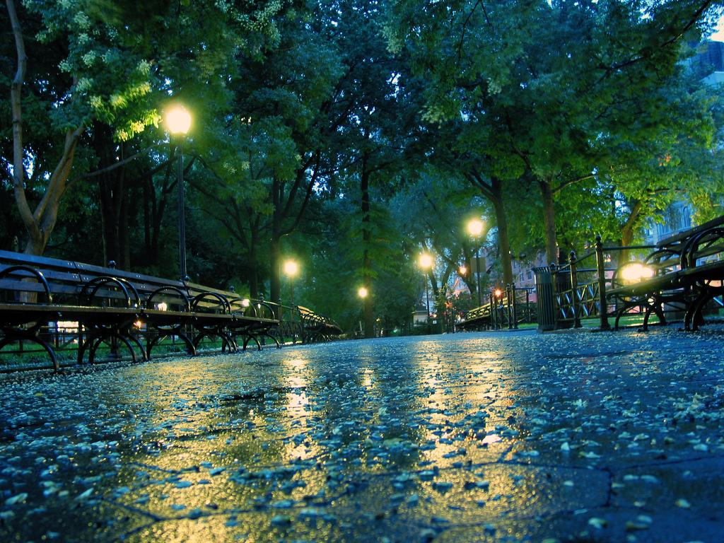 Γιατί η βροχή μυρίζει τόσο ωραία;