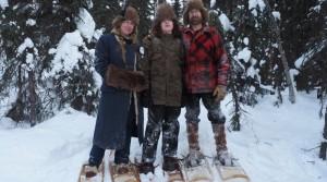 Οικογένεια ζει 18 χρόνια απομονωμένη στην Αλάσκα!