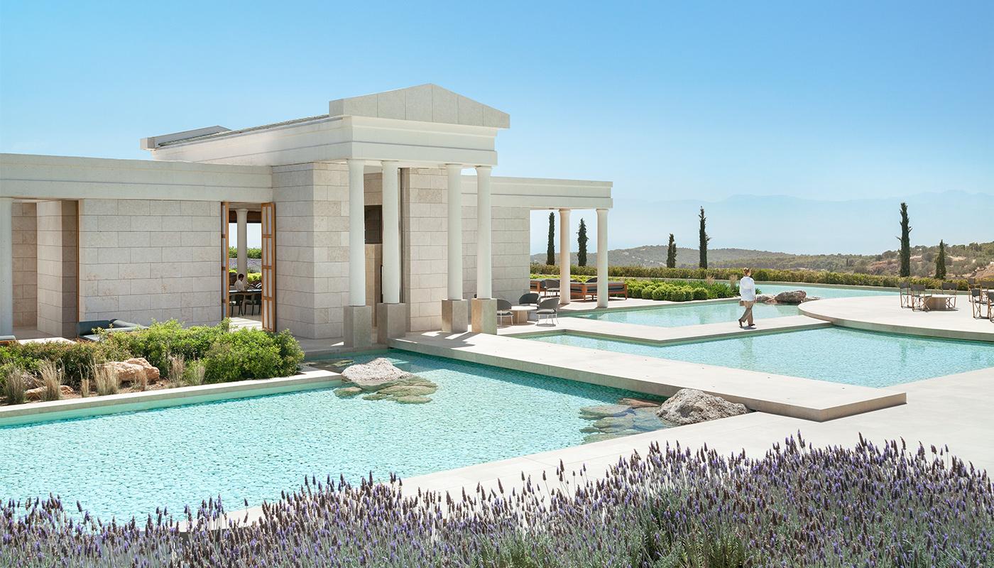 Το πιο ακριβό ξενοδοχείο στην Ευρώπη βρίσκεται στην Ελλάδα!