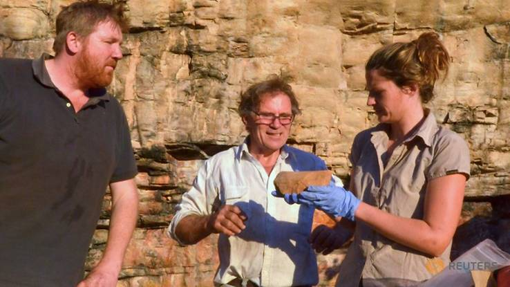 perierga.gr - Η Αυστραλία κατοικήθηκε 20.000 χρόνια νωρίτερα από την Ευρώπη!