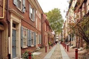 Elfreths alley: Η παλιότερη γειτονιά της Αμερικής