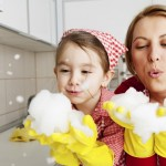 H πολλή καθαριότητα βλάπτει την υγεία των παιδιών!