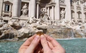 Γιατί πετάμε κέρματα στα σιντριβάνια;