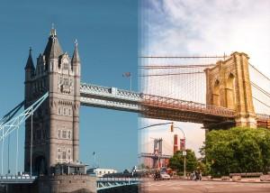 Συνθέτοντας φωτογραφίες από διαφορετικά μέρη του κόσμου