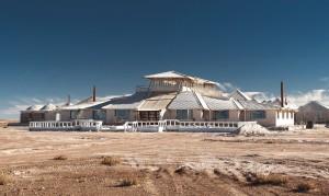 Ξενοδοχείο φτιαγμένο από... αλάτι!