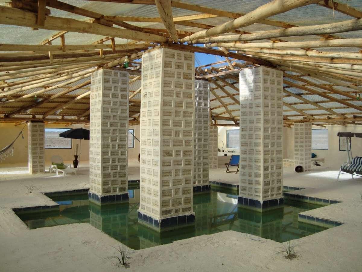 perierga.gr - Palacio de Sal: Ξενοδοχείο από... αλάτι!