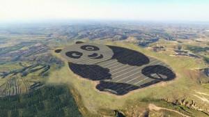 Εγκατάσταση ηλιακών πάνελ σε σχήμα... πάντα!