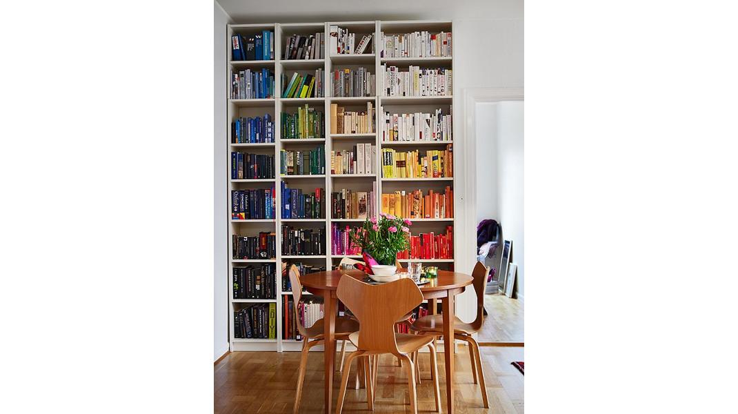 "perierga.gr - Rainbow Rooms: Οι βιβλιοθήκες ""ουράνια τόξα""!"