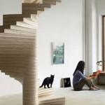 Εντυπωσιακές σκάλες με ιδαίτερο σχεδιασμό!