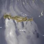 Το φαινόμενο sunlight στο Αιγαίο κατέγραψε η NASA!