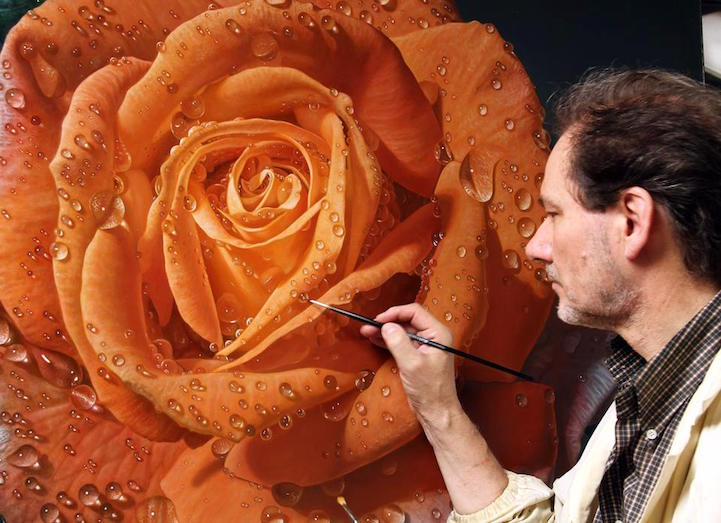 perierga.gr - Υπερρεαλιστικές ζωγραφιές που μοιάζουν σαν αληθινές!