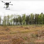 Drones φυτεύουν ολόκληρο δάσος!