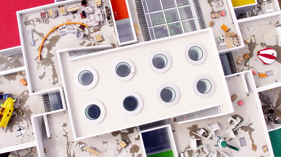 perierga.gr - Το νέο κτήριο της LEGO μοιάζει με τα διάσημα τουβλάκια!