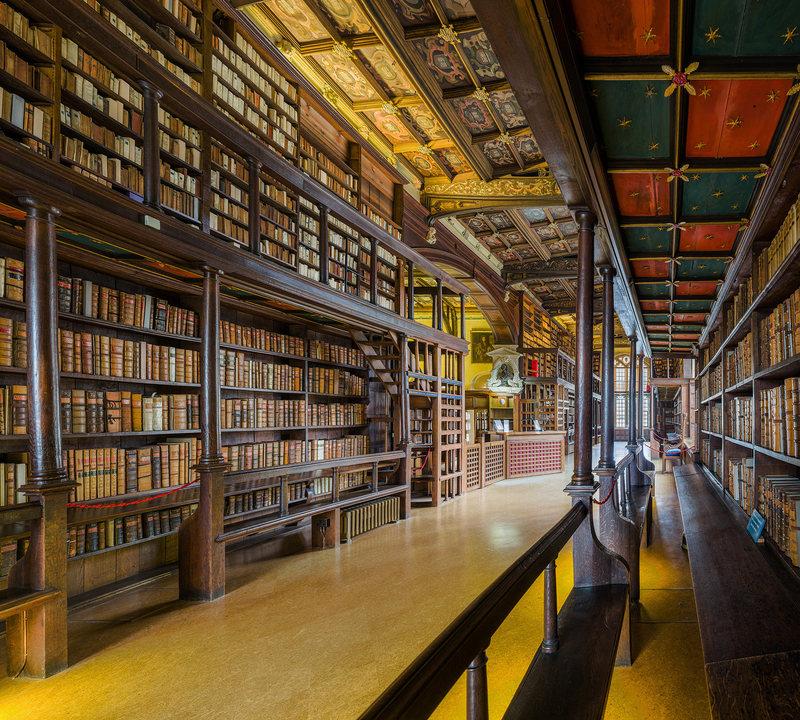 perierga.gr - 10 υπέροχες βιβλιοθήκες πανεπιστημίων