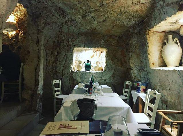 perierga.gr - Εστιατόρια που βρίσκονται κάτω από το έδαφος