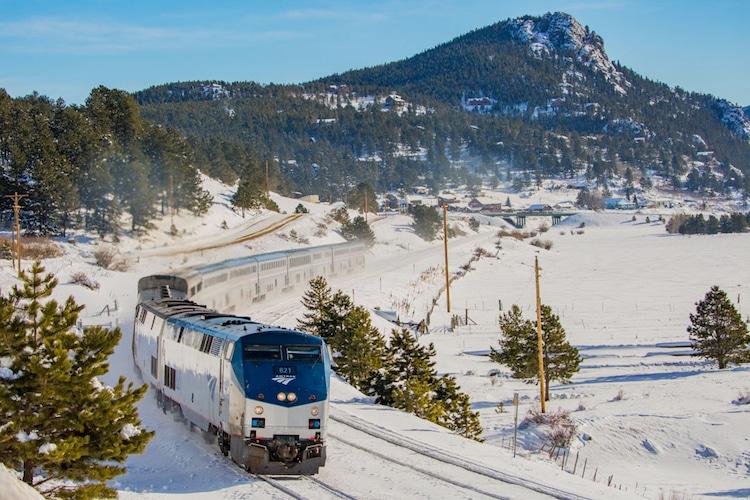 12 γραφικά ταξίδια με τρένο