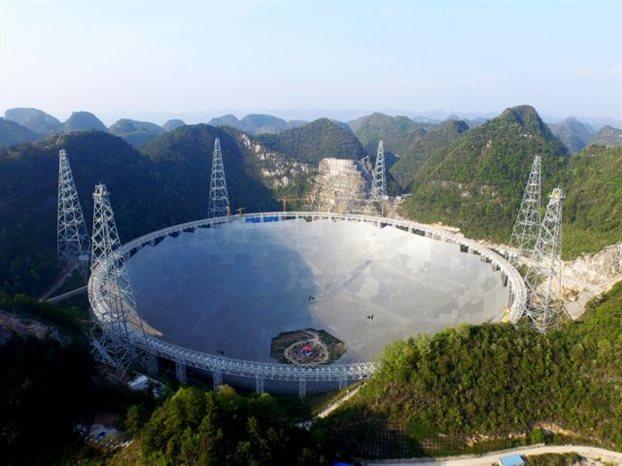 perierga.gr - Μισθός 1,2 εκ. δολάρια στο μεγαλύτερο τηλεσκόπιο - Κανείς δεν θέλει!