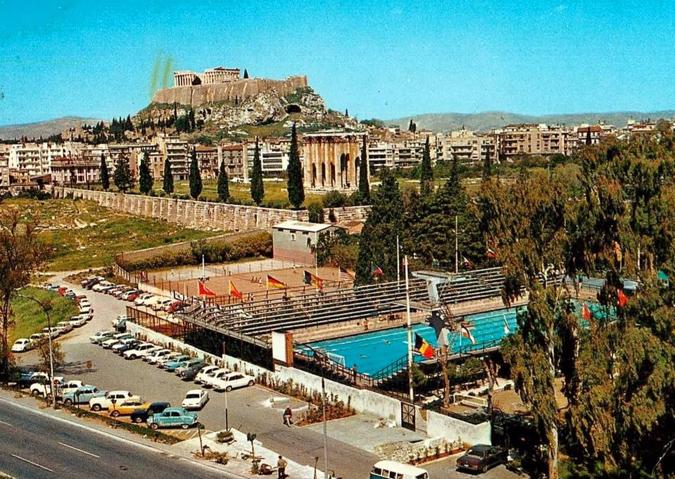 Perierga.gr - Σπάνια φωτογραφικά στιγμιότυπα της παλιάς Αθήνας