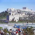Σπάνια φωτογραφικά στιγμιότυπα από την Αθήνα του χτες!