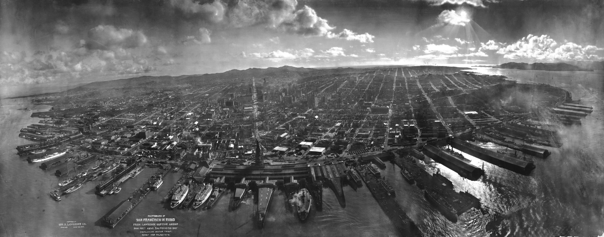 """Οι πρώτες φωτογραφίες """"drone"""" από το 1900!"""