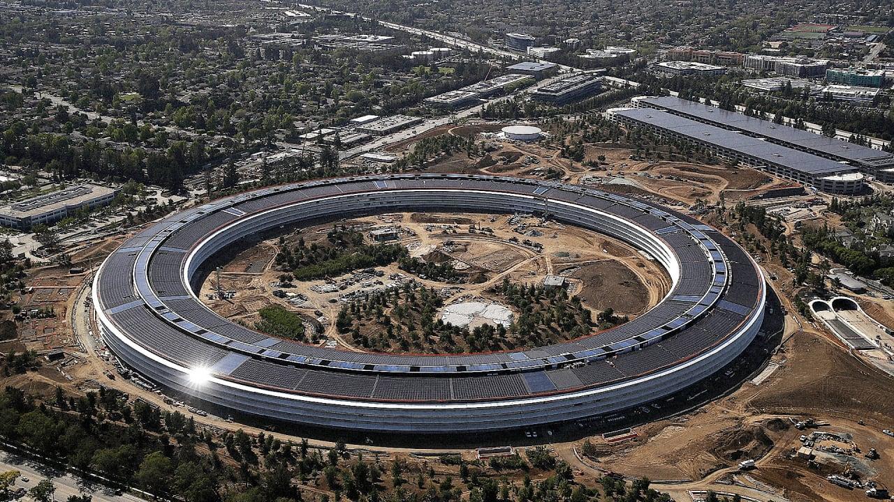 "perierga.gr - Apple Park: Το τεχνολογικό ""θαύμα"" του Steve Jobs"