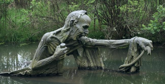 perierga.gr - Γλυπτά που τρομάζουν και εκπλήσσουν ταυτόχρονα!