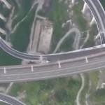 Άνοιξε ο πιο εντυπωσιακός αυτοκινητόδρομος στην Κίνα!