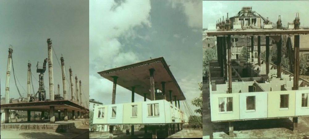 perierga.gr - The Plug: Το κτήριο που χτίστηκε από πάνω προς τα κάτω!